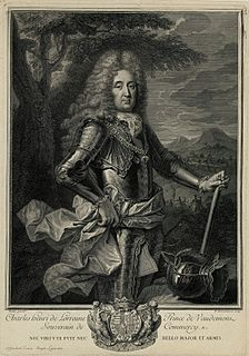 Charles Henri, Prince of Commercy Prince of Commercy