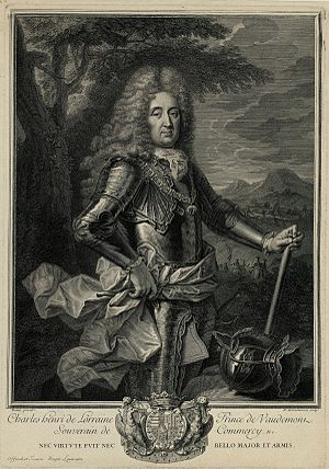 Charles IV, Duke of Lorraine - Charles' only surviving son Charles Henri.