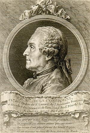 La Condamine, Charles-Marie de (1701-1774)