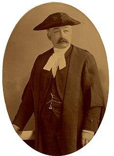 Charles Peers Davidson Canadian judge