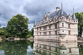 Image illustrative de l'article Château d'Azay-le-Rideau
