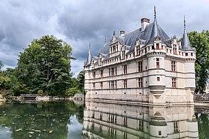 Azay-le-Rideau - The Château d'Azay-le-Rideau