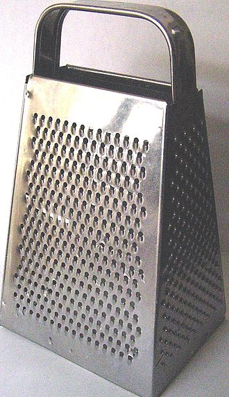 Grater - Cheese grater