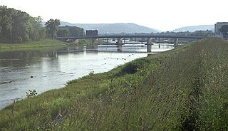 Chemung River river in the United States of America