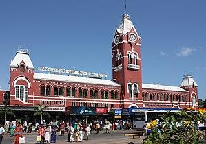 Chennai Central