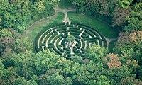 Chenonceau maze