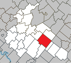 Chesterville Quebec location diagram.png