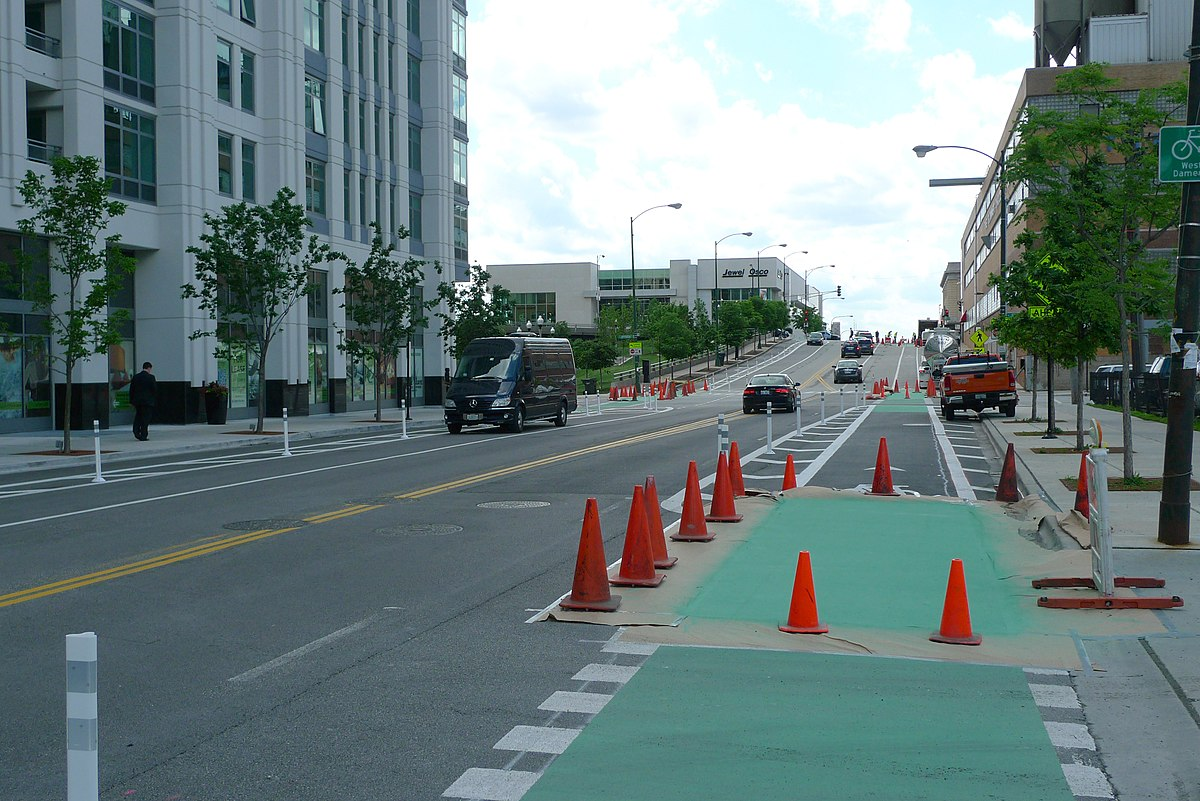 Cycling Infrastructure Wikipedia Advanced Bicycle Lightings