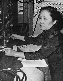 Wu experiment Nuclear physics experiment