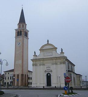 Loreggia Comune in Veneto, Italy