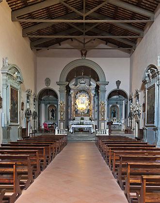 San Francesco, Volterra - San Francesco