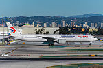 China Eastern Airlines Boeing 777 at LAX (22747744320).jpg