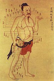 A alquimia chinesa sempre esteve ligada a medicina tradicional deste país, tal qual a acupuntura