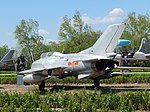 Chinese Air Force Fighter Jet, beijing Aviation Museum (26408343121).jpg