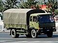 Chinese FAW military truck.jpg