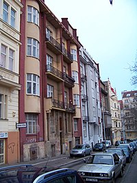 Chopinova, od Krkonošské k jihu.jpg