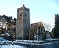 Christ Church, Radyr, Cardiff - geograph.org.uk - 2179871.jpg