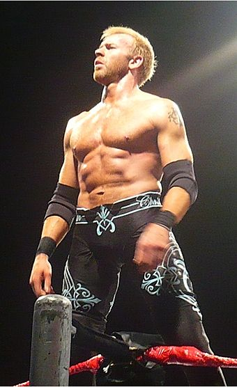 Christian at a WWE live event in April 2010 Christian RAW 16th.jpg