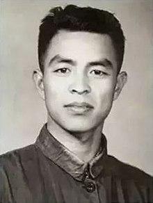Chu Shijian in 1952.jpg