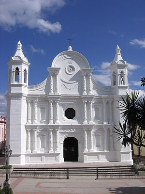 Santa Rosa de Copán - Cathedral of Saint Rose of Copan