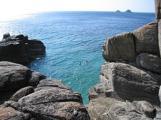 Mañón -  Example of a Granite Coast; typical of Galicia