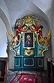 Church of St. Mark, Our Lady of Częstochowa chapel, 10 św. Marka street, Old Town, Kraków, Poland.jpg