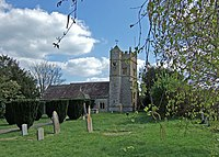 Church of St Hippolyte Ryme Intrinseca - geograph.org.uk - 405868.jpg