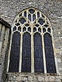 Church of St Mary Hatfield Broad Oak Essex England - chancel east window.jpg