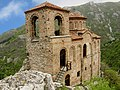 Church of the Holy Mother of God Asen's Fortress Klearchos 1.jpg