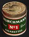 Churchmans No1 Special cigarettes, foto2.JPG