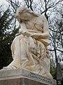 Cimetière du Père-Lachaise - Tumba de Fryderyk Chopin - 02.jpg