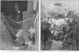 Cincinnati Riots Of 1884 Wikipedia