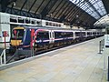 Class 170 unit 396 at the stops, Glasgow Queen Street - panoramio.jpg