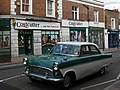 Classic car in Charlton - geograph.org.uk - 1541835.jpg