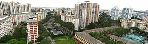 Clementi, Singapore - Image: Clementi View