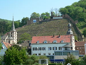 Klingenberg am Main - Image: Clingenburg 3
