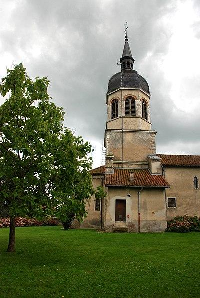 Église Saint-Julien de Condeissiat
