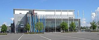 2011 World Men's Handball Championship - Image: Cloetta Center, Linköping, juli 2005