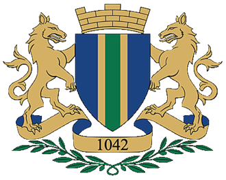Municipalities of Montenegro - Image: Coat of Arms of Bar