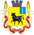 Coat of Arms of Syzran (Samara oblast) (XIX century).png