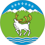 Coat of Arms of Tomponsky rayon (Yakutia).png