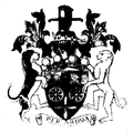 Coat of Arms of William Black, Baron Black.png