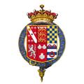 Coat of arms of Henry Howard, 4th Earl of Carlisle, KG.png