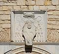 Coats of arms of cardinal Giambattista Orsini in Abbazia di Farfa.jpg