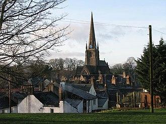 Cockermouth - Image: Cockermouth Church