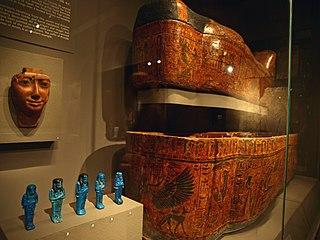 Egyptian priestess
