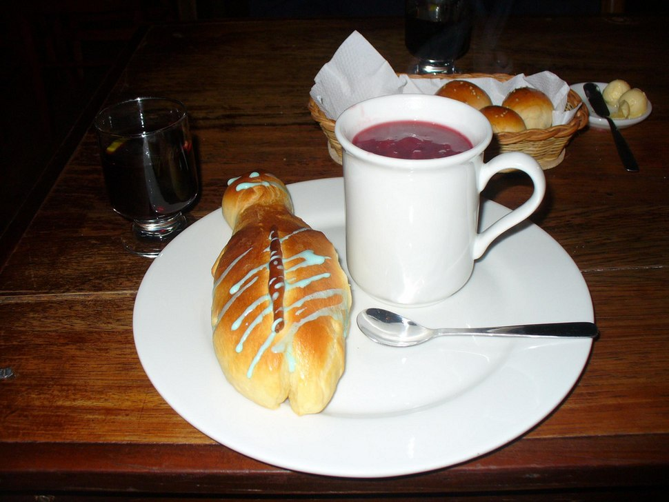 Gastronomía de Ecuador - Howling Pixel