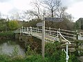 Colber Footbridge at Sturminster Newton - geograph.org.uk - 77732.jpg