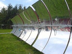 Concentrador Solar Wikipedia La Enciclopedia Libre