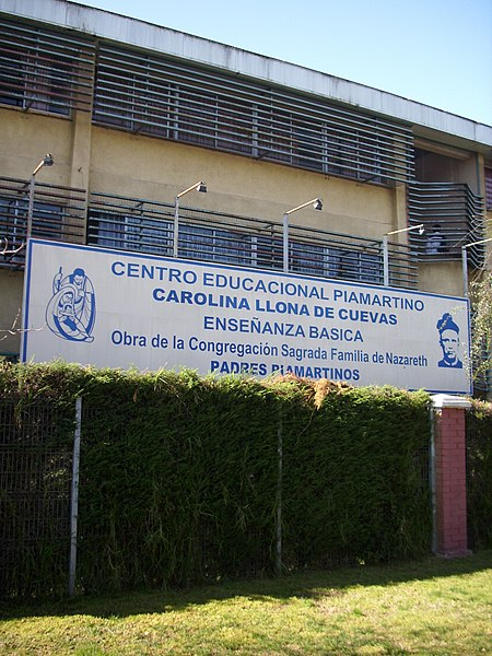 File:Colegio Carolina Llona Maipú.JPG